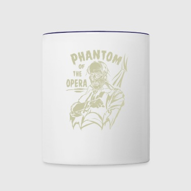 Phantom Of The Opera - Contrast Coffee Mug