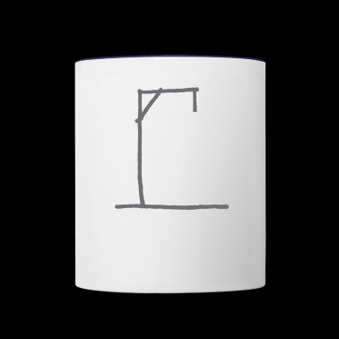 HANG - Contrast Coffee Mug