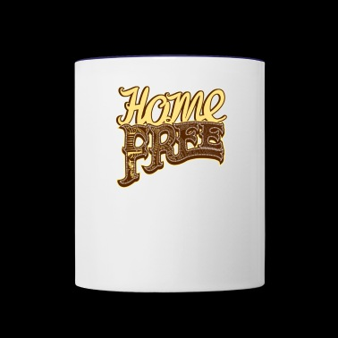 HOME FREE VOCAL BAND A CAPELLA COUNTRY GROUP - Contrast Coffee Mug