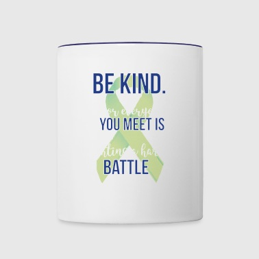 May is Mental Health Awareness Month! Apparel - Contrast Coffee Mug