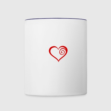 Marital Bliss - Contrast Coffee Mug