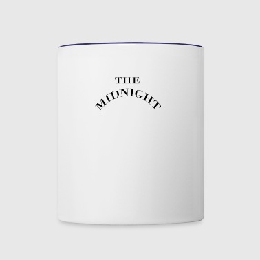 The midnight - Contrast Coffee Mug