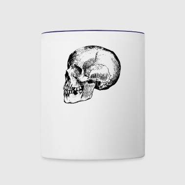 bone 1299298 1280 - Contrast Coffee Mug