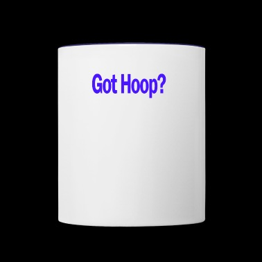 Got hoop - Contrast Coffee Mug