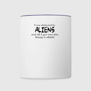 Aliens - Contrast Coffee Mug
