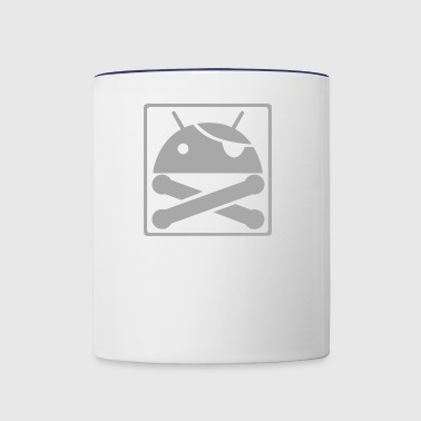 Android Super - Contrast Coffee Mug