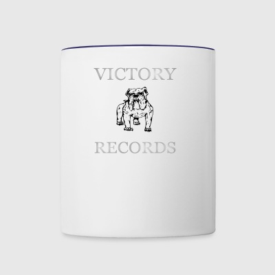 Victory Records - Contrast Coffee Mug