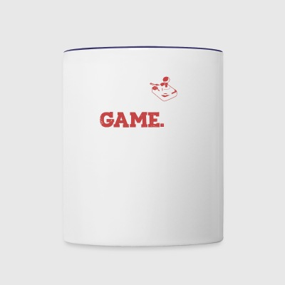 Funny Gaming Gamer Video Games Console Strategic - Contrast Coffee Mug