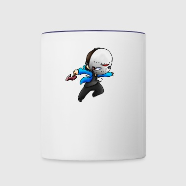 h2o delirious by brady - Contrast Coffee Mug