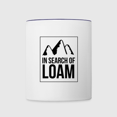 In search of loam - Contrast Coffee Mug