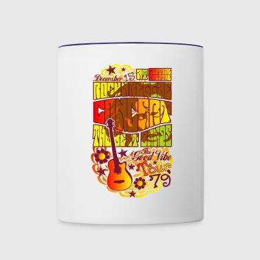 rock concert - Contrast Coffee Mug