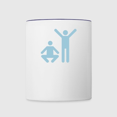 sports - Contrast Coffee Mug
