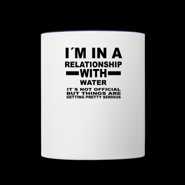 relationship with WATER SPORTS - Contrast Coffee Mug