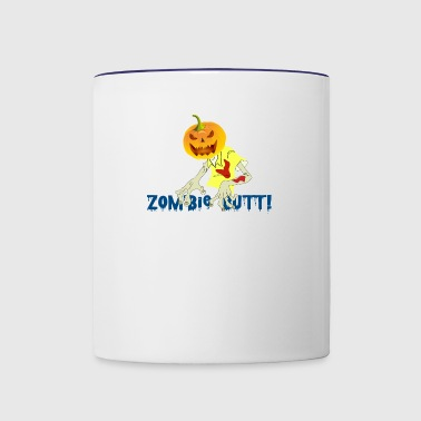 ZOMBIES - Contrast Coffee Mug