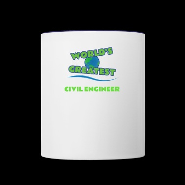 CIVIL ENGINEER - Contrast Coffee Mug