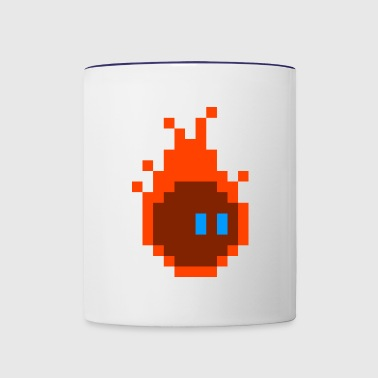 Fire Sprite - Contrast Coffee Mug