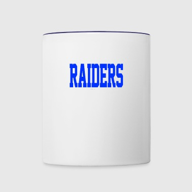 Raiders - Contrast Coffee Mug