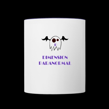 DIMENSION PARANORMAL - Contrast Coffee Mug