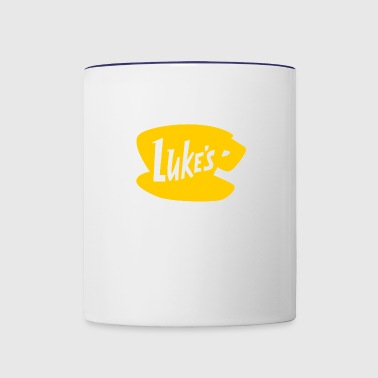 Luke s - Contrast Coffee Mug