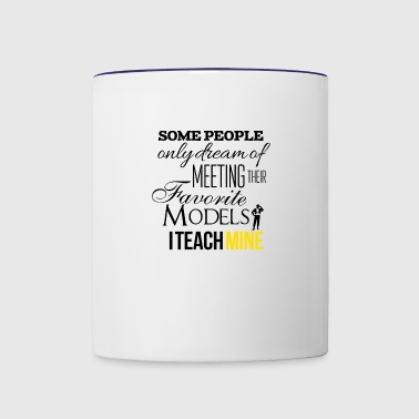Models - Contrast Coffee Mug