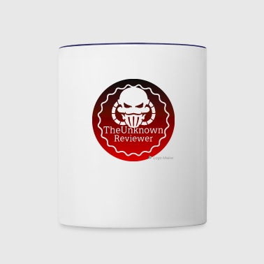 TheUnknown Reviewer - Contrast Coffee Mug