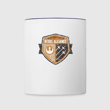 Rebel Alliance - Contrast Coffee Mug
