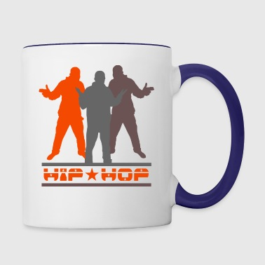 HiP * HoP - Contrast Coffee Mug