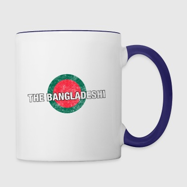 Have No Fear The Bangladeshi Is Here - Contrast Coffee Mug
