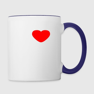 I LOVE MARAGOGI - Contrast Coffee Mug