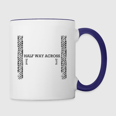 Fast and Furious - Contrast Coffee Mug