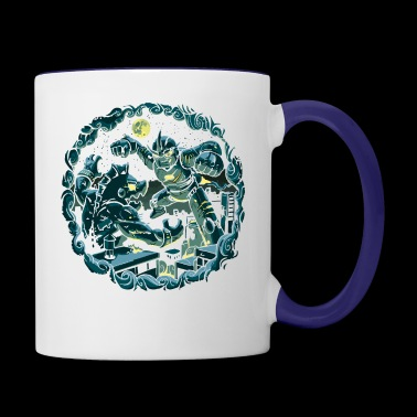 Last Defense - Contrast Coffee Mug
