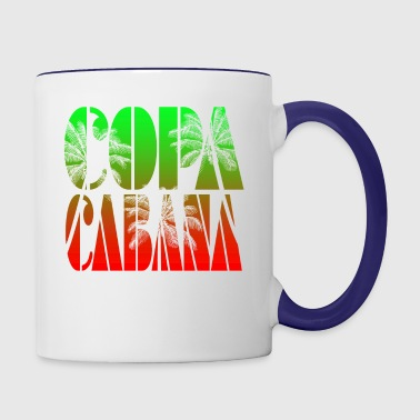 Copacabana - Contrast Coffee Mug