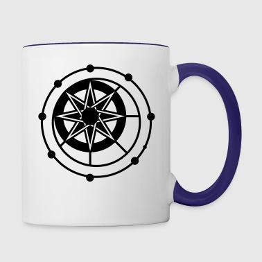 crop circles 49 - Contrast Coffee Mug