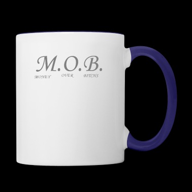MOB - Contrast Coffee Mug