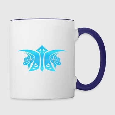 Tribal - Contrast Coffee Mug