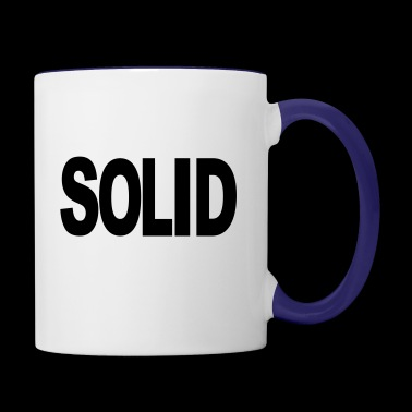 SOLID - Contrast Coffee Mug