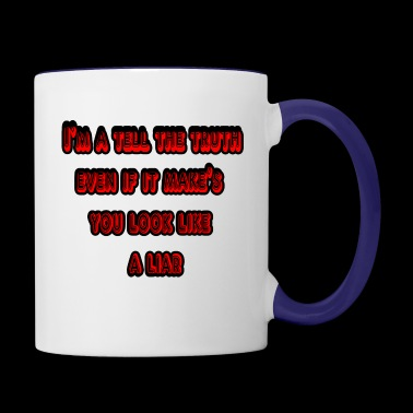 Truth - Contrast Coffee Mug
