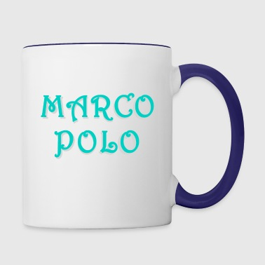 Marco polo2 - Contrast Coffee Mug