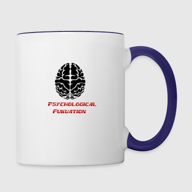 Psychological fukuation - Contrast Coffee Mug