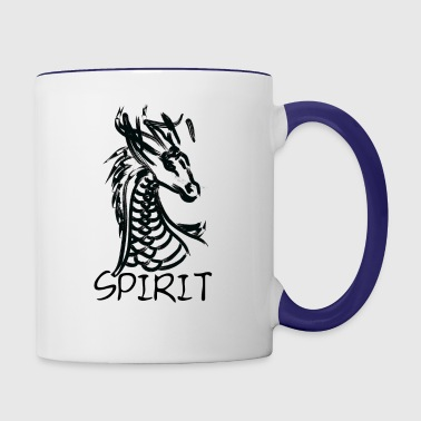 spirit-01 - Contrast Coffee Mug