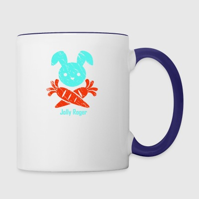 Jolly Roger - Contrast Coffee Mug