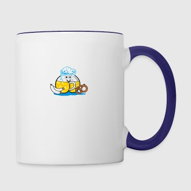 Assmex bavarian beer - Contrast Coffee Mug
