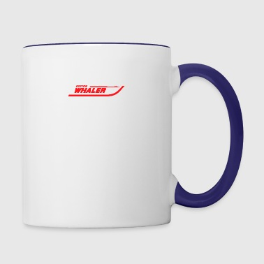 boston whaler - Contrast Coffee Mug