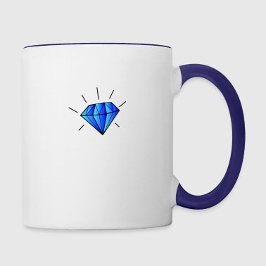 Diamond Gear! - Contrast Coffee Mug