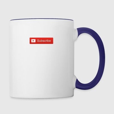 Subscribewf - Contrast Coffee Mug