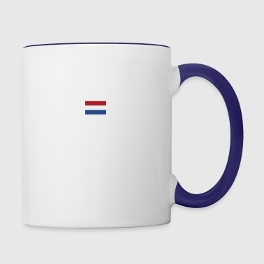 SUPERPOWER dutch - Contrast Coffee Mug