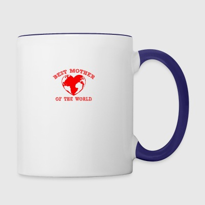 mothertshirt - Contrast Coffee Mug