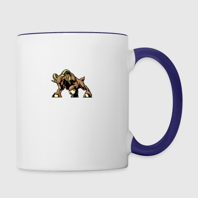 angry_attacking_coat - Contrast Coffee Mug