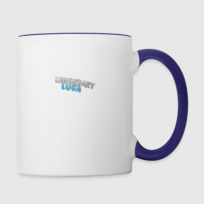 LegendaryLuca - Contrast Coffee Mug