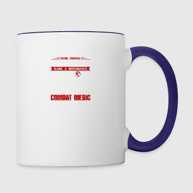 Combat Medic In The World Shirt - Contrast Coffee Mug